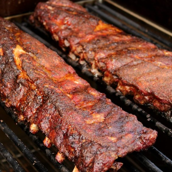 Smokey BBQ Pork Ribs
