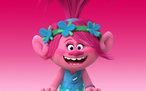 Mothers Day Sunday Character Visit with Poppy from Trolls